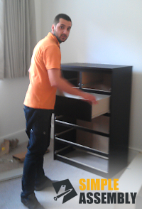 Flat Pack Assembler in Queens Park