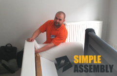 Simple Assembly in Kew